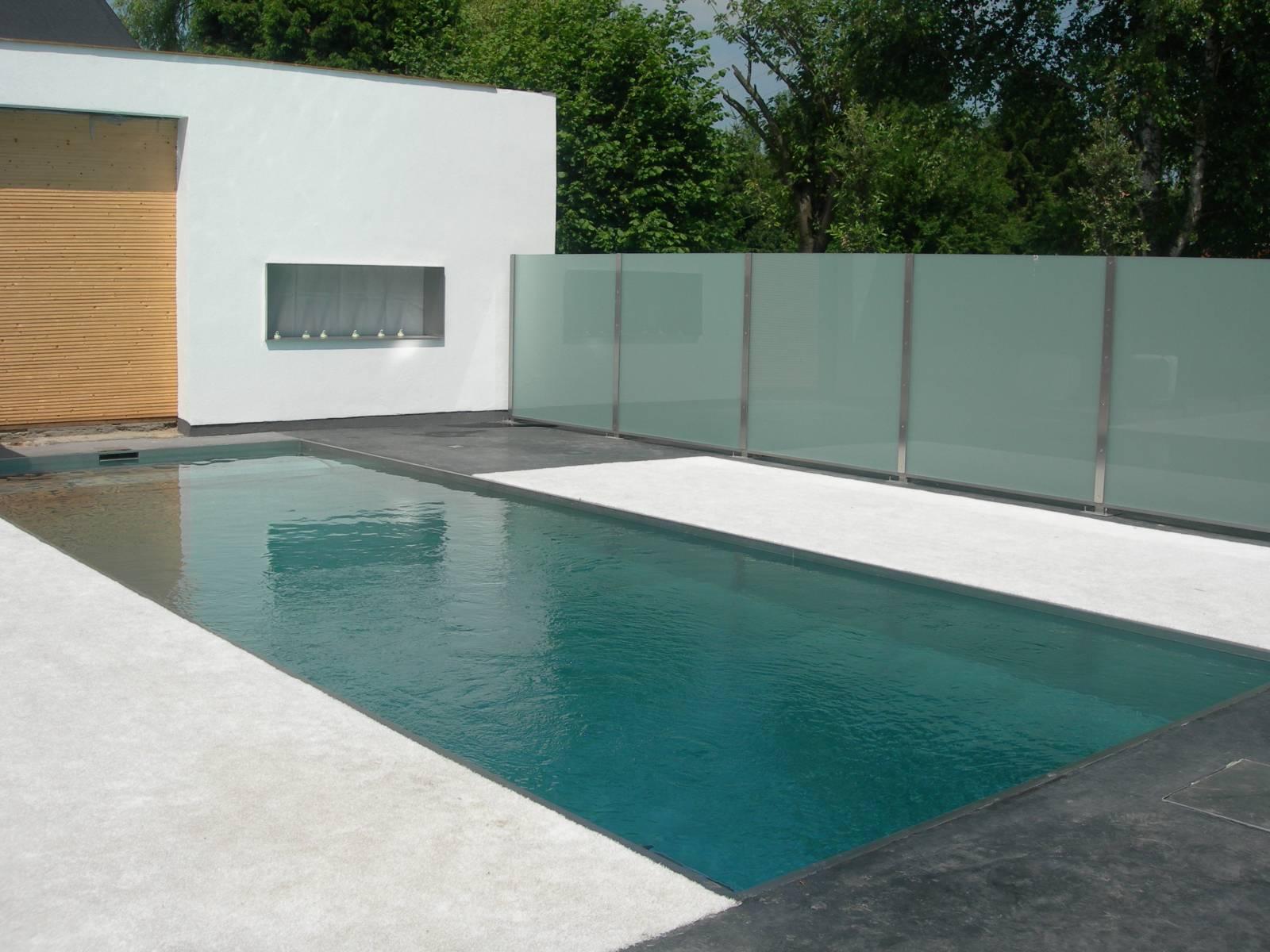 Zwembaden zwembadbouwer for Zwembad desing