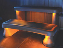 smart light spa trapje jacuzzi