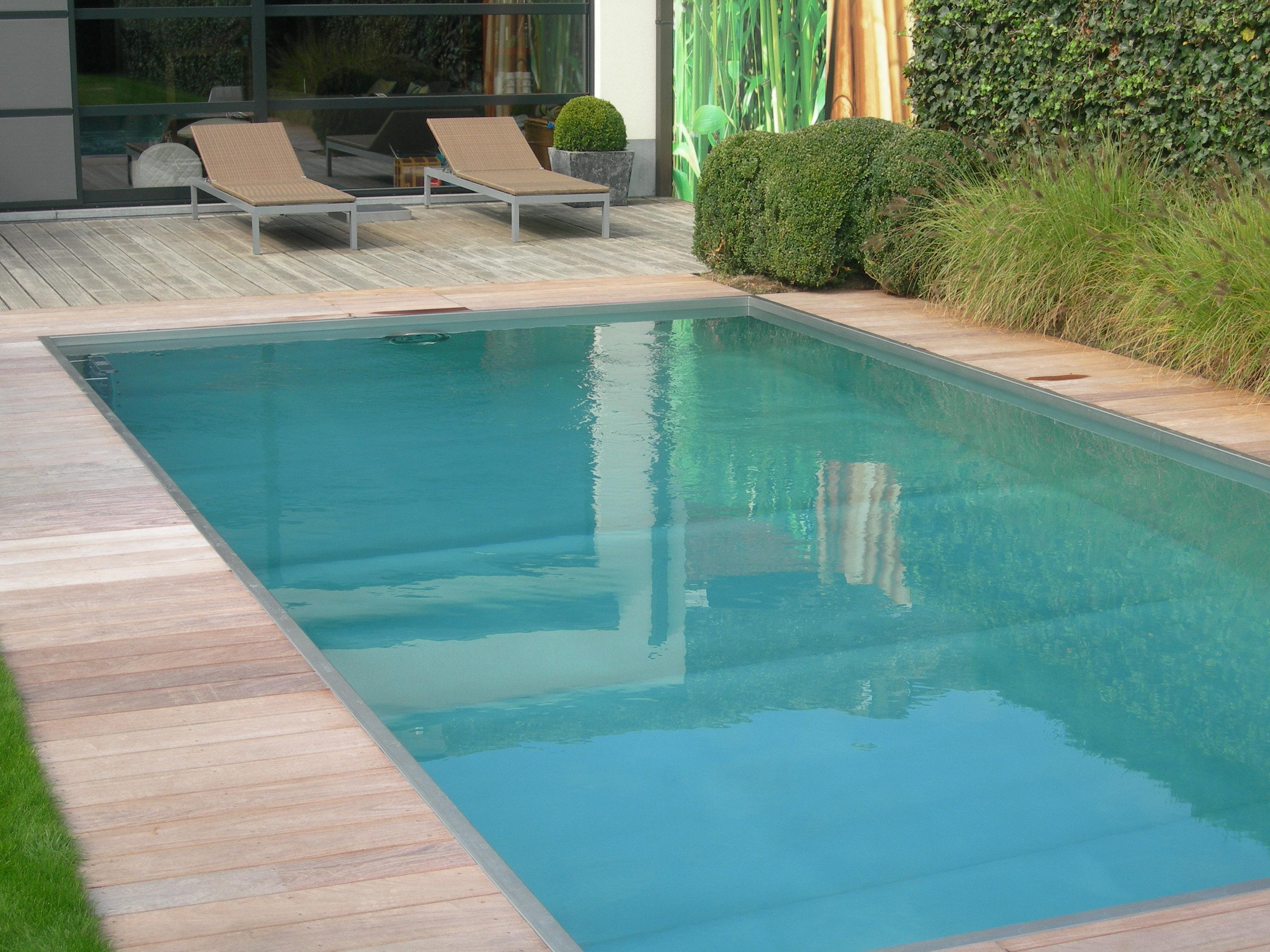 Perfect referenties inox zwembaden with zwembad verwarmen for Zwembad verwarmen