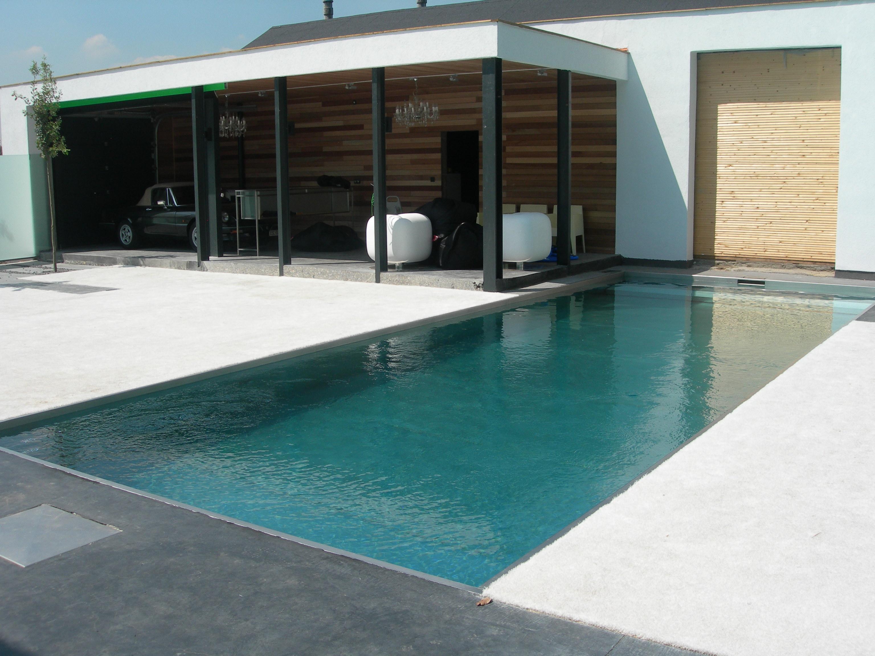 Inox zwembaden rvs - Zwembad toren ...